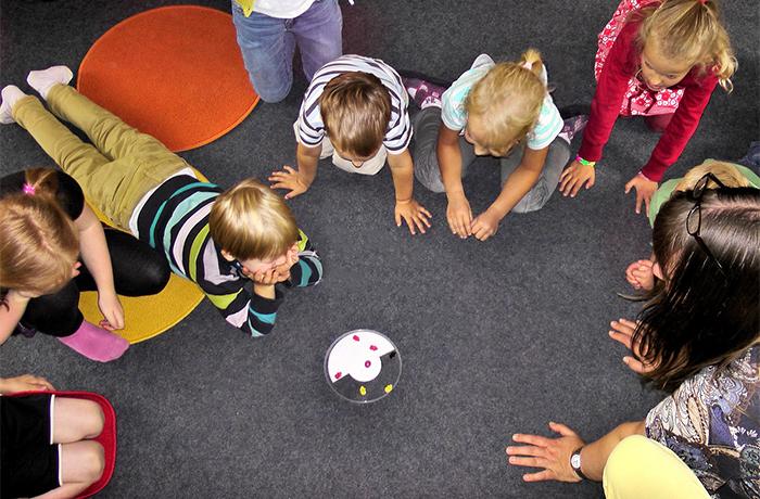 儿童营养健康课堂